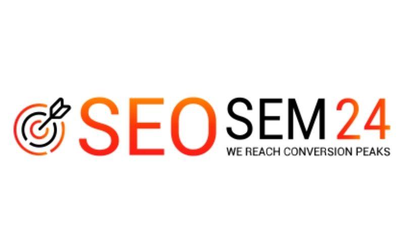 Logo SEOSEM24 opinie.